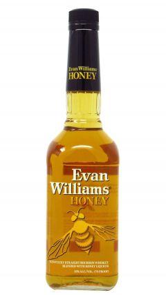 Evan Williams - Honey Bourbon Liqueur Whiskey