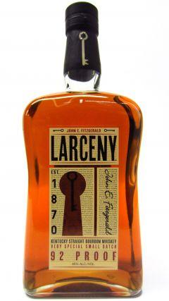 Old Fitzgerald - John E Fitzgerald 1870 Larceny Bourbon Whiskey