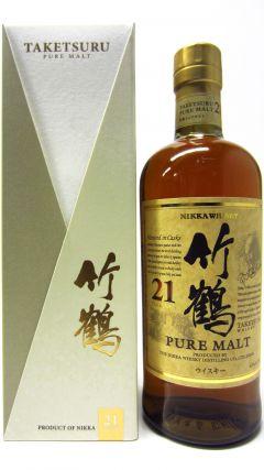 Nikka Taketsuru - Pure Malt 21 year old Whisky