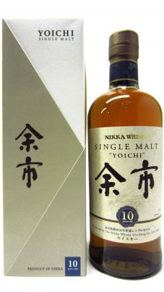 Nikka Yoichi - Single Malt 10 year old Whisky