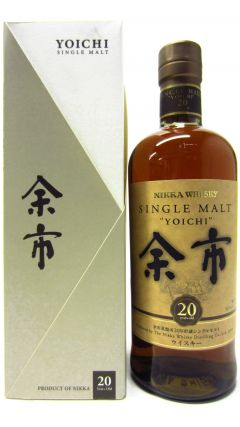 Nikka Yoichi - Single Malt 20 year old Whisky