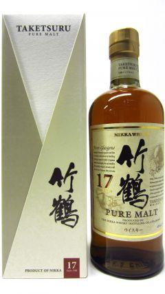 Nikka Taketsuru - Pure Malt 17 year old Whisky