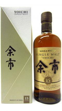 Nikka Yoichi - Single Malt 15 year old Whisky