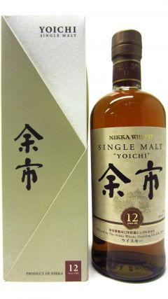 Nikka Yoichi - Single Malt 12 year old Whisky