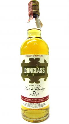 Dunglass (silent) - Pure Malt Scotch 5 year old Whisky