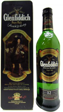 Glenfiddich - Clans of the Highlands - Clan Murray 12 year old Whisky