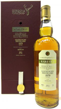Glenlochy (silent) - Rare Old - 1979 33 year old Whisky