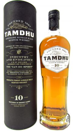 Tamdhu - Speyside Single Malt 10 year old Whisky
