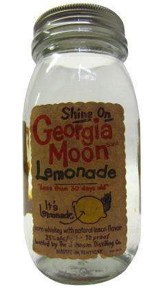 Heaven Hill - Shine On Georgia Moon Corn Lemonade Moonshine Whiskey