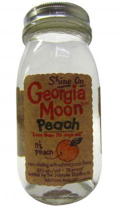 Heaven Hill - Shine On Georgia Moon Corn Peach Moonshine Whiskey
