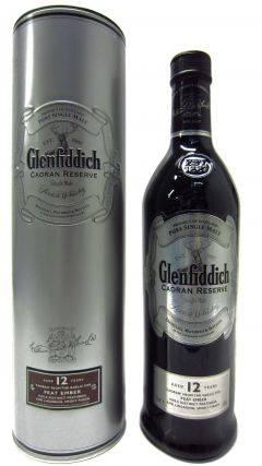 Glenfiddich - Caoran Reserve 12 year old Whisky