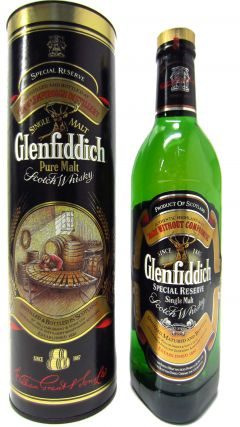 Glenfiddich - Special Reserve (old style) Whisky