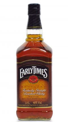 Early Times - Kentucky Straight Bourbon Whiskey