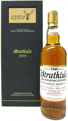 Strathisla - Single Cask #384 - 1949 56 year old Whisky