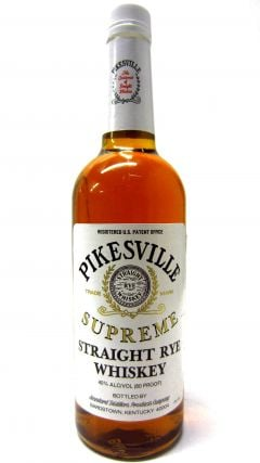 Pikesville - Supreme Straight Rye 3 year old Whiskey