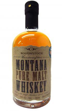 Roughstock - Montana Pure Malt Whiskey