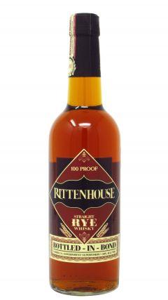 Heaven Hill - Rittenhouse Rye 100 Proof Bottled In Bond Whiskey