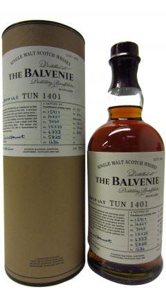 Balvenie - Tun 1401 Batch 8 Whisky