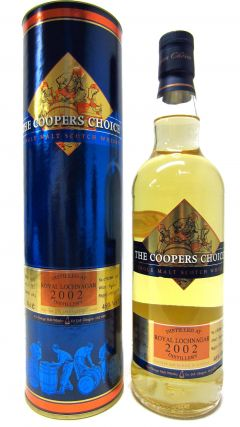 Royal Lochnagar - The Coopers Choice - 2002 10 year old Whisky