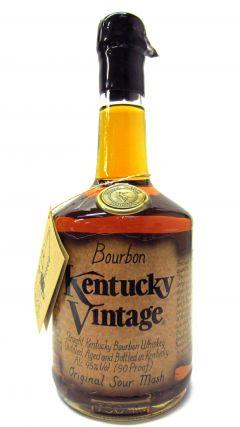 Kentucky Vintage - Small Batch Bourbon Whiskey