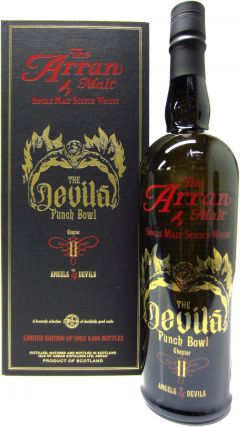 Arran - The Devils Punch Bowl Chapter 2 (Angels and Devils) Whisky