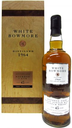 Bowmore - White Bowmore - 1964 43 year old Whisky