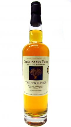 Compass Box - The Spice Tree (Banned Version) Whisky