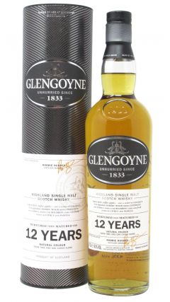 Glengoyne - Highland Single Malt 12 year old Whisky