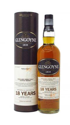 Glengoyne - Highland Single Malt 18 year old Whisky