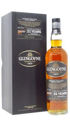 Glengoyne - Highland Single Malt 21 year old Whisky