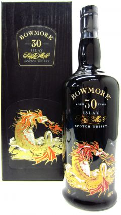 Bowmore - The Sea Dragon (UK Edition) 30 year old Whisky