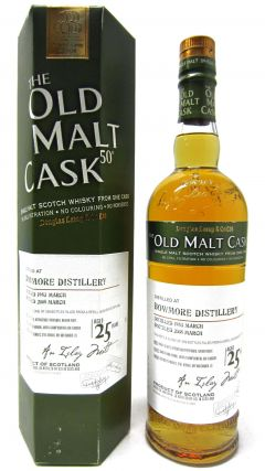 Bowmore - Old Malt Cask 50 - 1983 25 year old Whisky