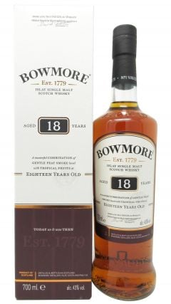 Bowmore - Islay Single Malt 18 year old Whisky