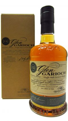 Glen Garioch - Highland Single Malt 12 year old Whisky