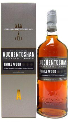 Auchentoshan - Three Wood Whisky
