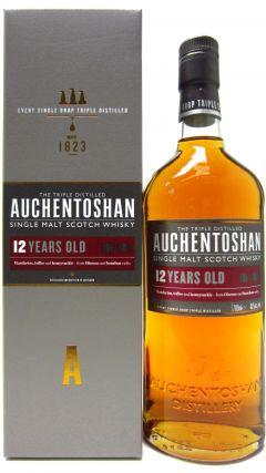 Auchentoshan - Single Malt Scotch 12 year old Whisky