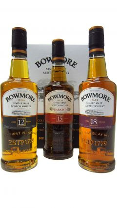 Bowmore - Classic Collection 18 year old Whisky