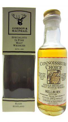 Royal Brackla - Connoisseurs Choice Miniature - 1972 Whisky