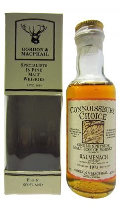 Balmenach - Connoisseurs Choice Miniature - 1973 Whisky