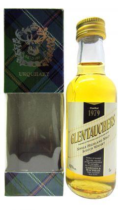 Glentauchers - Single Highland Malt - Miniature - 1979 Whisky