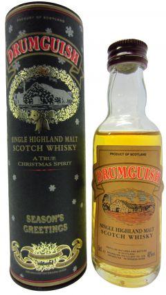 Drumguish - A True Christmas Spirit - Miniature Whisky