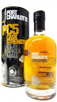 Port Charlotte - PC5 - 2001 5 year old Whisky