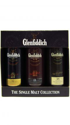 Glenfiddich - The Single Malt Collection 18 year old Whisky
