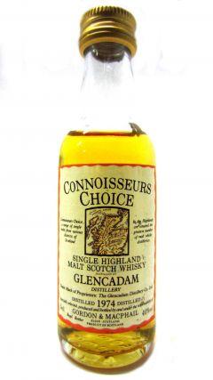Glencadam - Connoisseurs Choice Miniature - 1974 Whisky