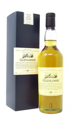 Glenlossie - Flora and Fauna 10 year old Whisky