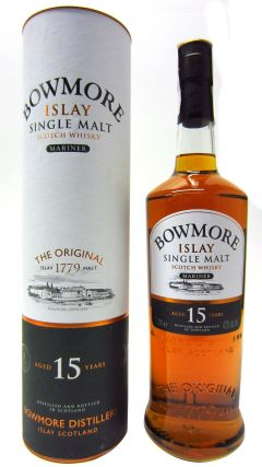 Bowmore - Mariner 1 Litre (old style bottling) 15 year old Whisky