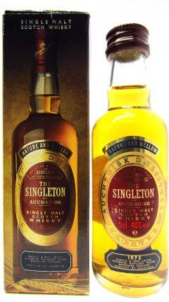 Auchroisk - The Singleton Miniature - 1975 Whisky