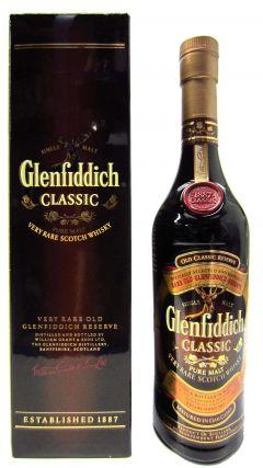 Glenfiddich - Classic Pure Malt Whisky