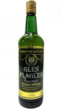 Glen Flagler (silent) - Pure Malt 8 year old Whisky