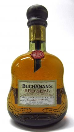 Dalwhinnie - Buchanan's Red Seal Whisky